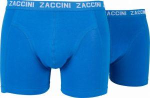 Zaccini boxershorts 2 voor €16,95