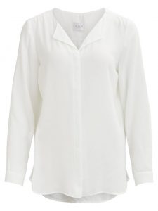 Vila blouse snow white €34,99