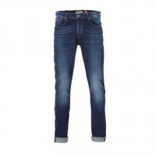 Cars bari slim fit dark denim €59,99 p/s 2 voor €100,-