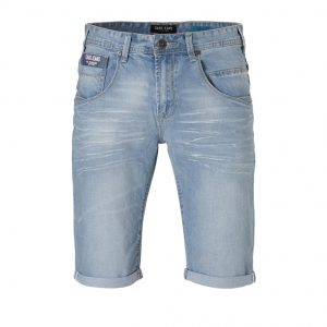 Cars shooter short light blue denim €49,99