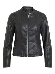 Vila viblue new jacket black €49,99