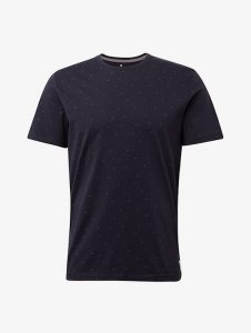 Tom Tailor t-shirt donkerblauw €15,99