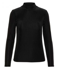 Noisy May turtle neck top black €19,99