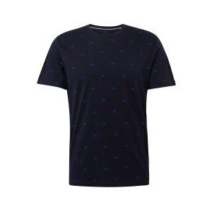 Tom Tailor t-shirt blauw €19,99