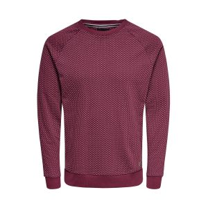 Only & Sons sweater bordeaux €34,99