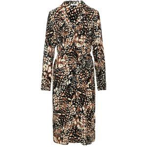 Pieces dress leopard €39,99