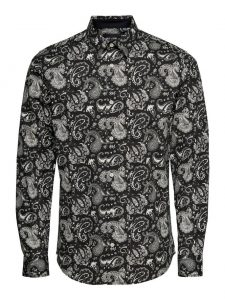 Only & Sons blouse paisley black €34,99