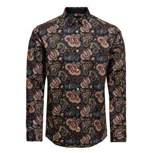 Only & Sons blouse paisley phantom €34,99
