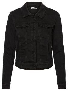 Noisy May denim jasje zwart €29,99