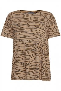 B.young t-shirt lichtbruin €24,95