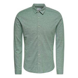 Only & Sons blouse medium green €34,99