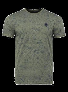 Gabbiano t-shirt olive green €34,99