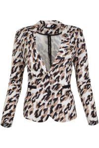 Maicazz blazer leopard €89,99