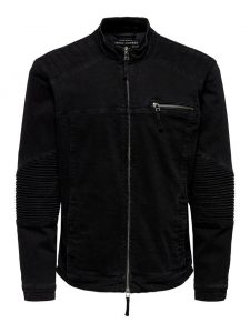 Only & Sons denim jacket black €59,99