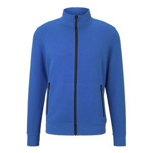 Tom Tailor vest blauw €49,99