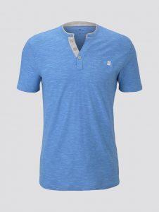 Tom Tailor t-shirt lichtblauw €19,99