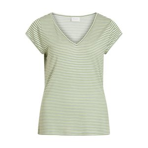 Vila t-shirt stipe €14,99