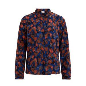 Vila blouse print €39,99