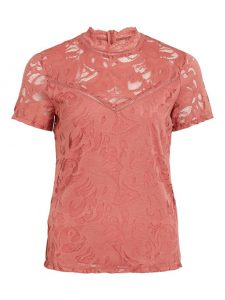 Vila vistasia top dusty cedar €26,99