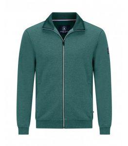 Chris Cayne vest groen €64,99