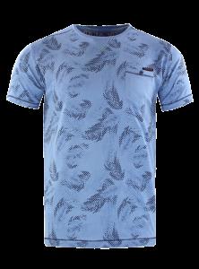 Gabbiano t-shirt blauw €34,95