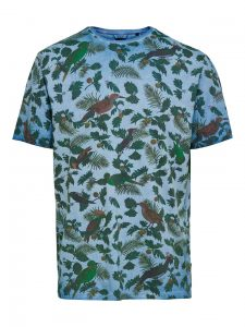 Only & Sons t-shirt blue €16,99