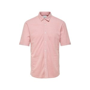 Only & Sons overhemd roze €29,99