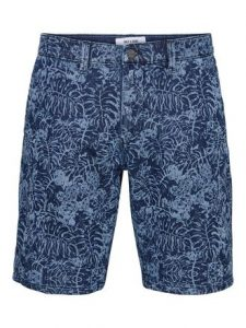 Only & Sons chino short blue €34,99