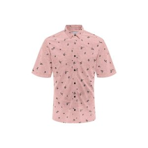 Only & Sons overhemd roze €34,99