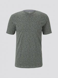 Tom Tailor t-shirt groen €19,99