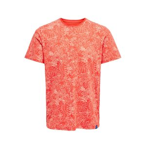 Only & Sons t-shirt hot coral €16,99