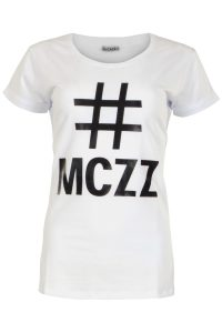 Maicazz t-shirt wit 29,95
