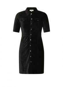 Ivy Beau corduroy dress black €49,95