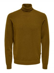 Only & Sons col pullover mikkel monks robe €34,99