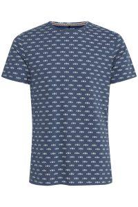 Blend T-shirt blauw €19,95