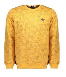 Gabbiano sweater geel €49,95