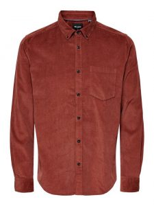 Only & Sons corduroy blouse henna €39,99