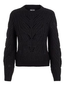 Pieces pullover rachel black €26,99