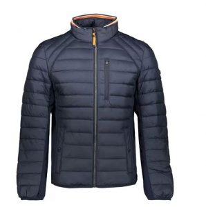 Tom Tailor hybride jack blauw €89,99