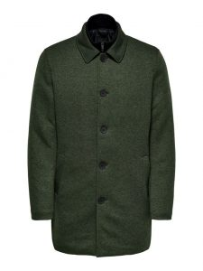 Only & Sons jas groen €89,99