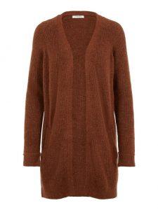 Pieces vest mocha bisque €34,99