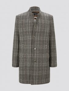 Tom Tailor mantel geruit €99,99