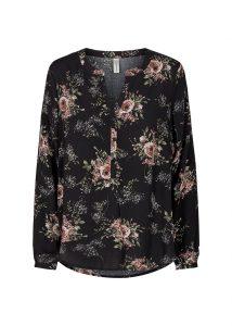 Soyaconcept blouse zwart €39,99
