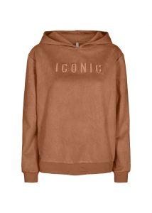 Soyaconcept hoodie leane bruin €49,99