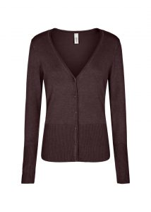 Soyaconcept vest dollie bruin €39,99