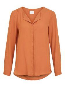 Vila vilucy blouse adobe €34,99